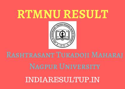 RTMNU Result