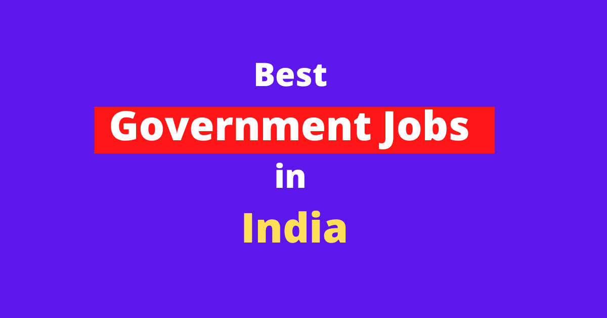 upcoming Govt Jobs in India