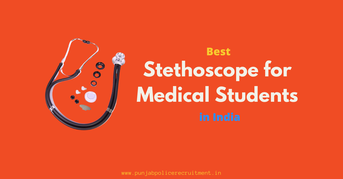 Best stethoscope for medical students