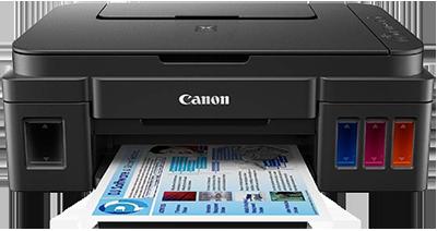 Canon Pixma Wifi Ink Tank Colour Printer